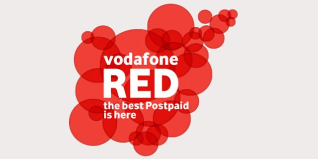 Vodafone Red Plans details