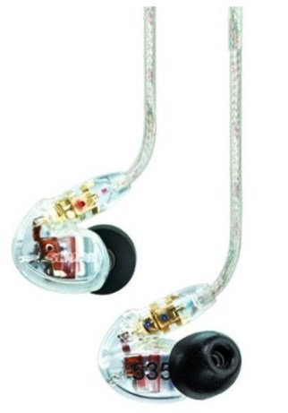 SE535-CL-KCE sound isolating Earphones