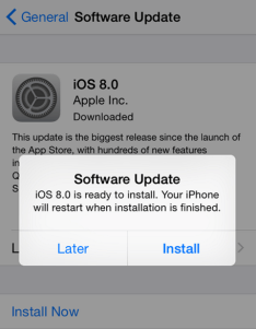 Update your Device Software