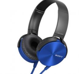 Sony - MDR-XB450AP