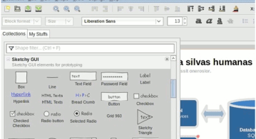 all the above tools are made for the help and support of the professionals so professional interface is there in them by default - Best Free Alternative To Visio