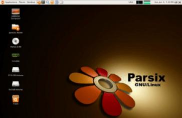 Parsix Linux
