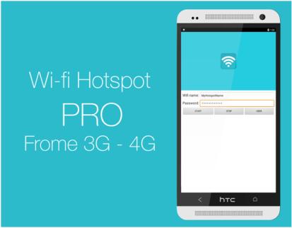 WiFi Hotspot Pro