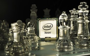 Intel Xeon HD Tech Wallpaper