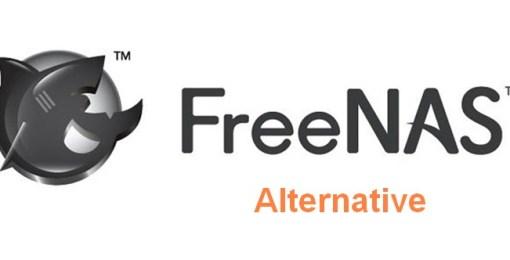 Freenas Alternative