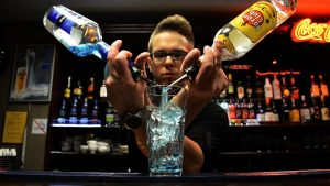 best bartending job