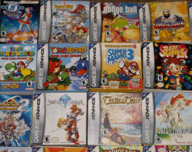 Top 25 Best GBA  Game Boy Advance  Games List 2018