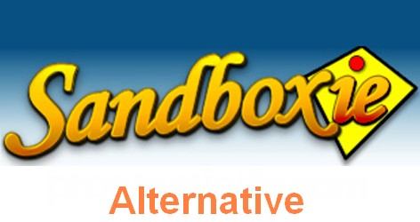sandboxie alternative