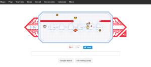 google snake game trick