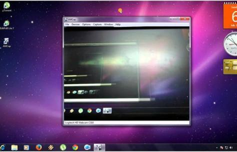 WebcamOnTop