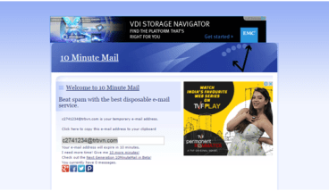 10 Best Yopmail Alternative (Better Than Yopmail) Temporary Email