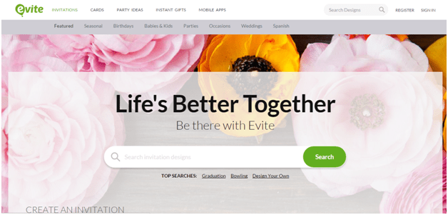 12 Best Evite Alternatives Sites Like Evite For Event Planning And