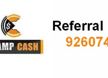Use Champcash Refer Id (926074) & Get Instant $1 Plus Earn Unlimited Real Money