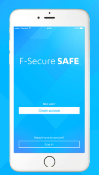 f secure for iphone