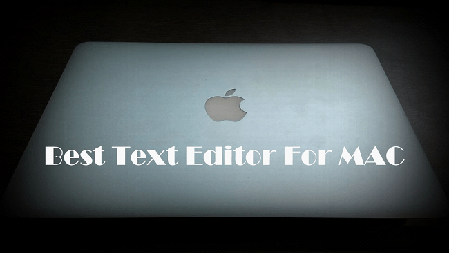 text editor for mac