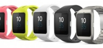 sony smart watch 3