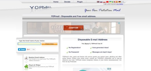 Top 10 Best Fake Email Generator Sites and Temporary Email ...