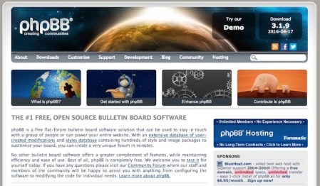 Top 10 Best Free Open Source Forum Software to Setup own