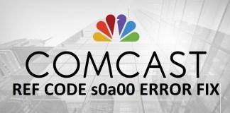 comcast-ref-code-s0a00-error