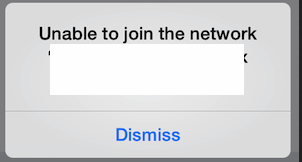 unable-to-join-network