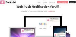 pushassist push notification