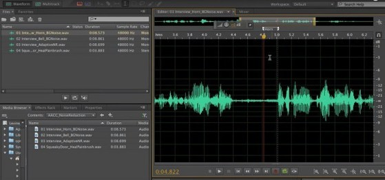 Best Audio Editing Software