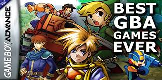 gba games list