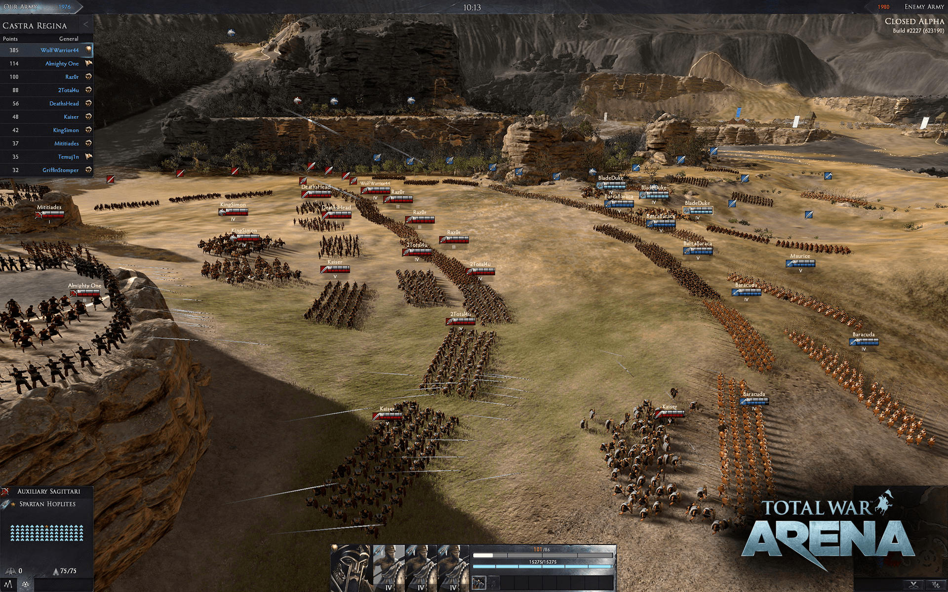 what is the best total war game for mac