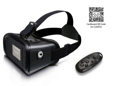 CUDEVS VIRTUAL REALITY HEADSET