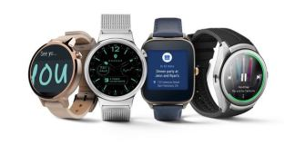 Smartwatches Collage