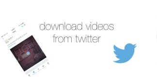 How to download the Twitter videos