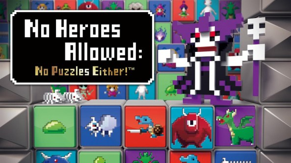 NO heroes allowed PSVR