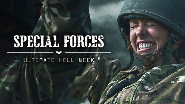 Special forces tv series netflix