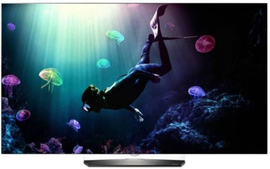 LG 139cm (55 inch) Ultra HD (4K) OLED Smart TV (OLED55B6T)