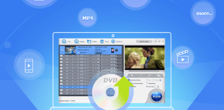 Rip DVD faster than ever - Credits to WinX DVD Ripper Platinum