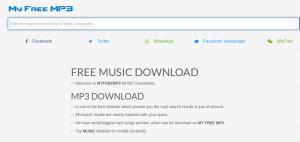 best mp3 download webistes