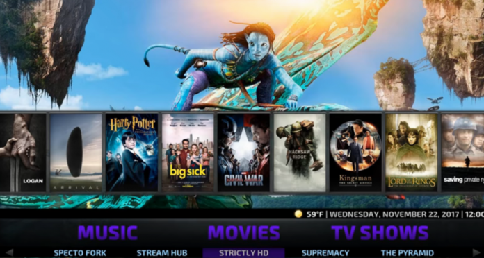 best kodi builds for firestick