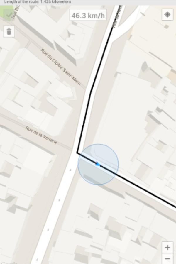 Mock Locations (5)