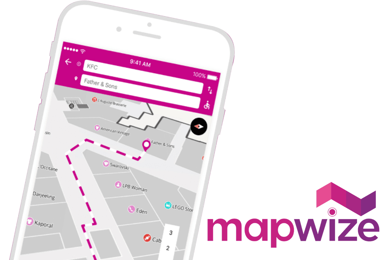 Mapwize - Indoor Nevigation Made Easy
