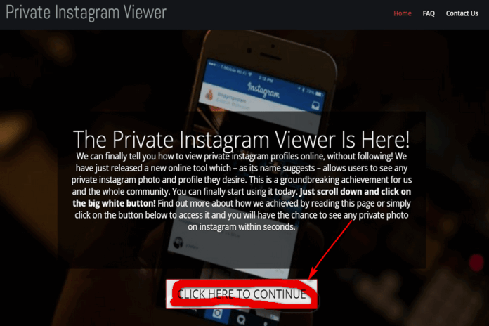 How To View Instagram Private Account