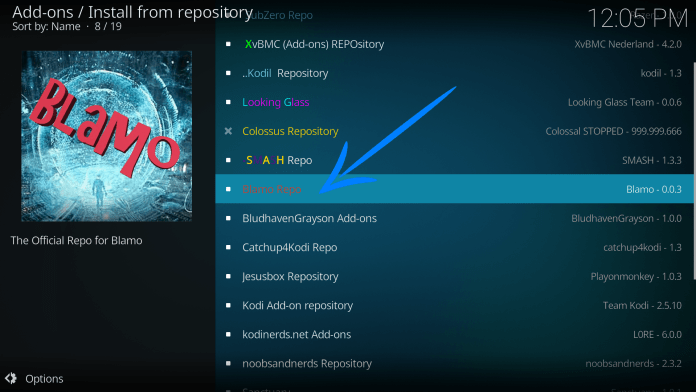 best kodi repository