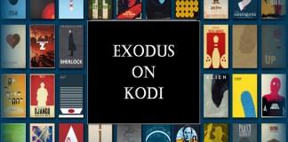 Exodus on Kodi