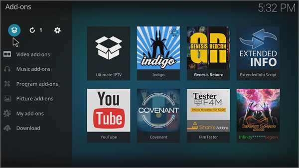 xbmc icefilms download