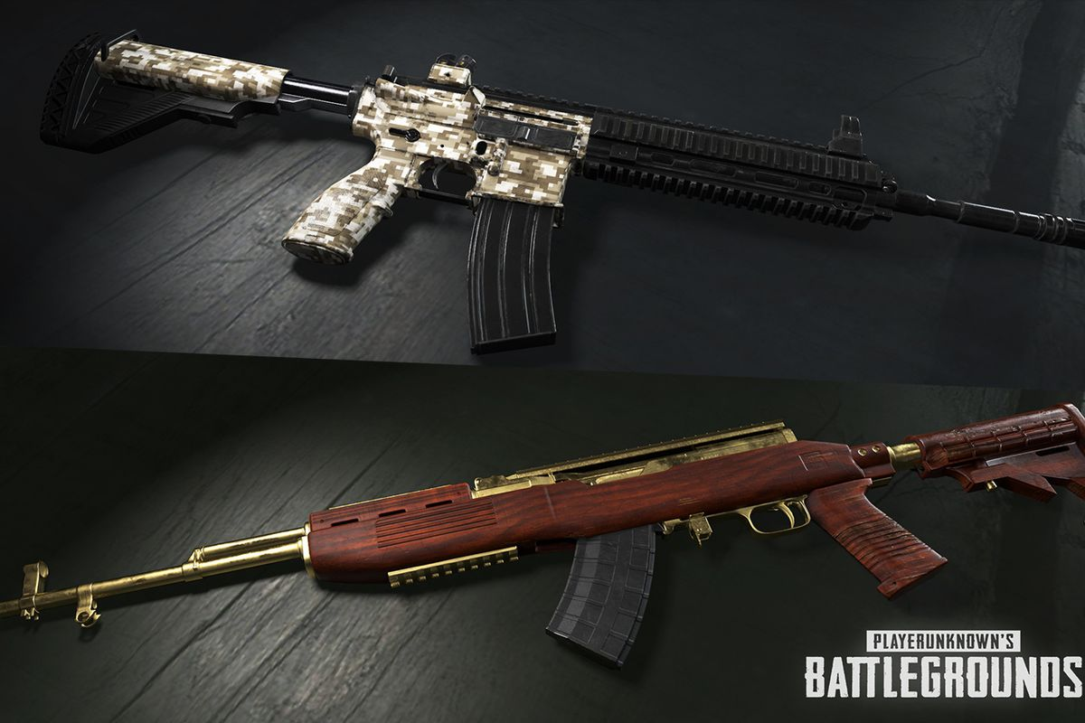 PUBG New Skins And Crates All You Need To Know Crate