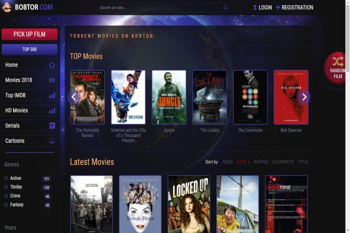 top movie torrenting sites 2018
