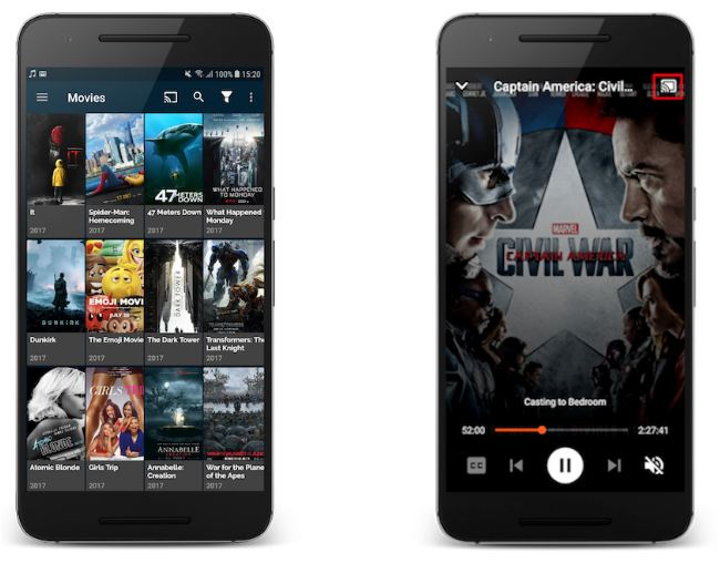 best apps to watch movies on android box