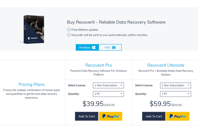 Memory Card Recovery with Recoverit