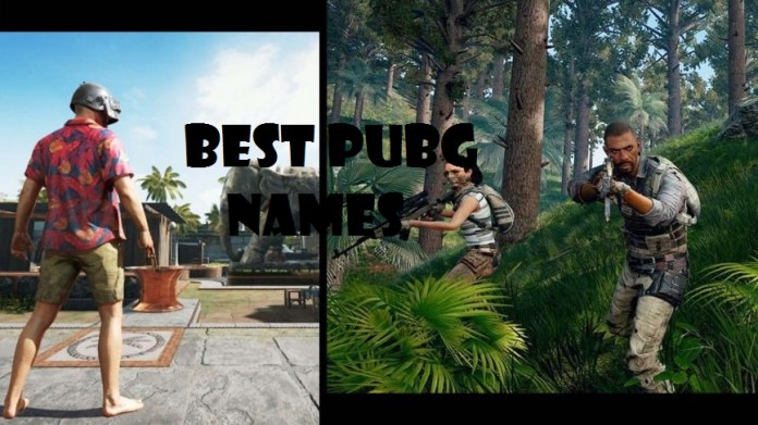 100+ Best PUBG Names Ideas [Funny, Cool, Girls , Boys]