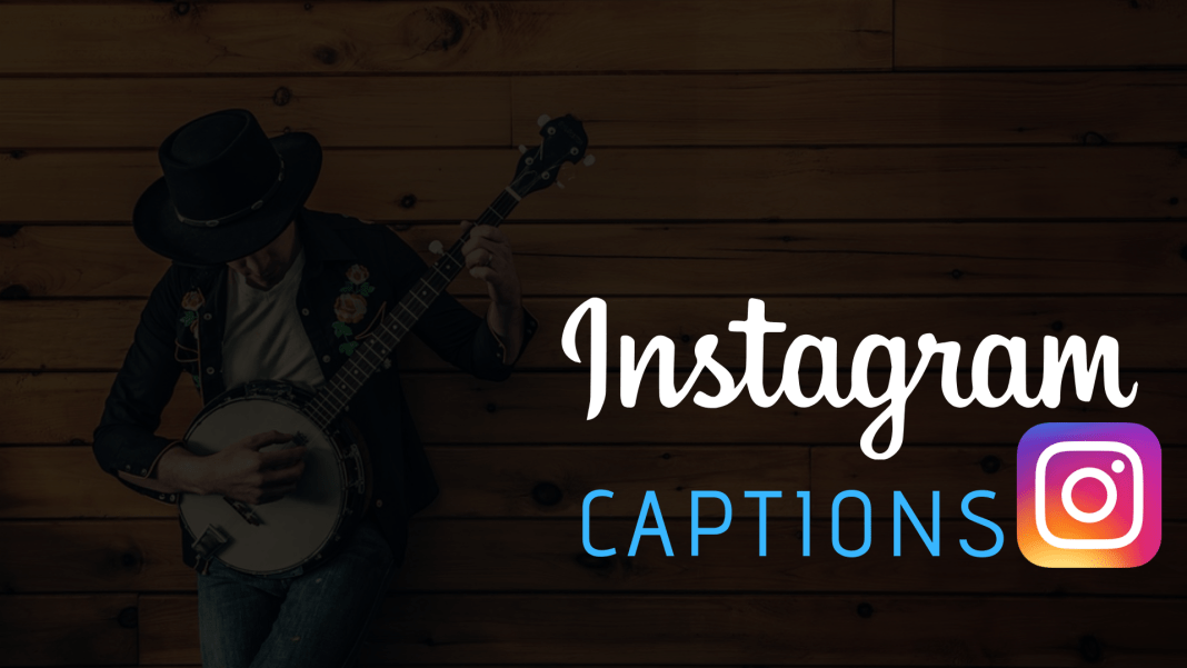 Best Instagram Captions for Lyrics