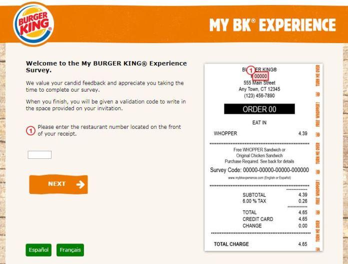 mybkexperience